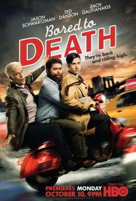 Bored to Death movie poster (2009) poster MOV_89300815