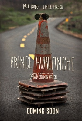 Prince Avalanche movie poster (2013) poster MOV_8930817c
