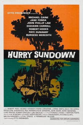 Hurry Sundown movie poster (1967) poster MOV_893353b4