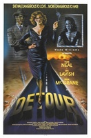 Detour movie poster (1992) picture MOV_89339c6e
