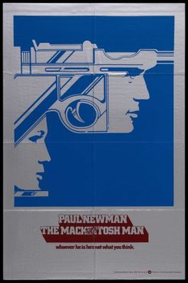 The MacKintosh Man movie poster (1973) poster MOV_8935e3e9