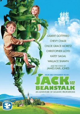 Jack and the Beanstalk movie poster (2010) poster MOV_8936352f