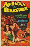 African Treasure movie poster (1952) picture MOV_8939600b