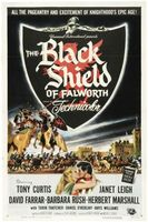The Black Shield of Falworth movie poster (1954) picture MOV_95f1be06