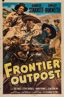 Frontier Outpost movie poster (1950) picture MOV_8947f257