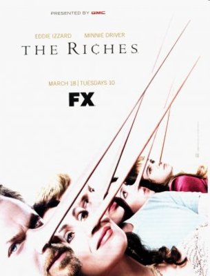 The Riches movie poster (2007) poster MOV_8948d3ba