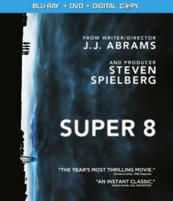 Super 8 movie poster (2011) poster MOV_894a4270