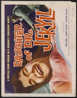 Daughter of Dr. Jekyll movie poster (1957) picture MOV_894d7049