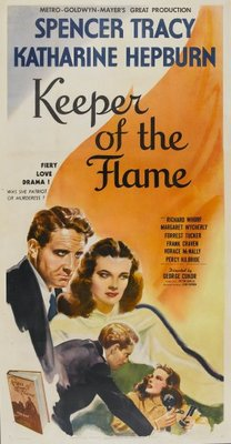 Keeper of the Flame movie poster (1942) poster MOV_8950dd0c