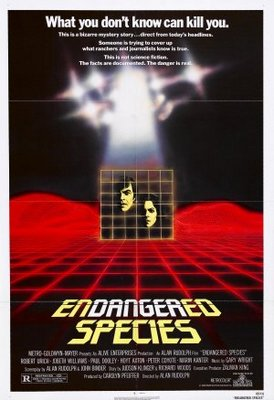 Endangered Species movie poster (1982) poster MOV_89532734