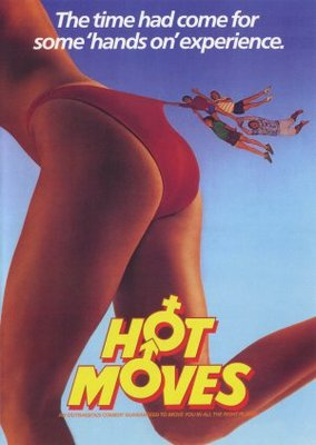 Hot Moves movie poster (1984) poster MOV_89539721