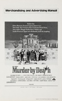 Murder by Death movie poster (1976) picture MOV_8955b9a6