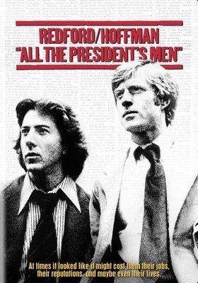 All the President's Men movie poster (1976) poster MOV_895a9368
