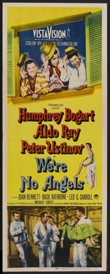 We're No Angels movie poster (1955) poster MOV_895af2af