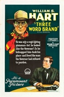 Three Word Brand movie poster (1921) picture MOV_895fb9e7