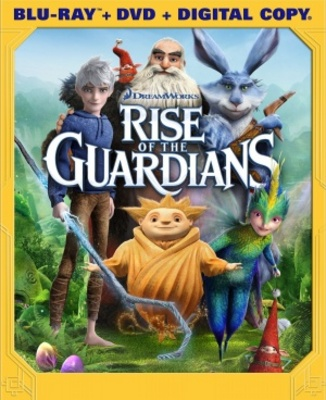 Rise of the Guardians movie poster (2012) poster MOV_895fcc9d