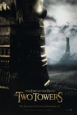 The Lord of the Rings: The Two Towers movie poster (2002) poster MOV_896227e1