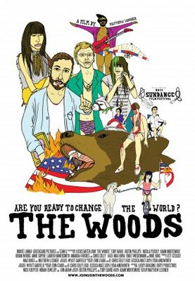 The Woods movie poster (2011) poster MOV_8963369e