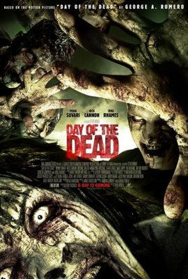 Day of the Dead movie poster (2007) poster MOV_896405f6