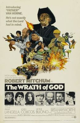 The Wrath of God movie poster (1972) poster MOV_89677b3b