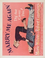 Marry Me Again movie poster (1953) picture MOV_89795d06