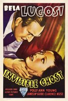 Invisible Ghost movie poster (1941) picture MOV_897a54c5