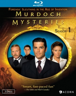 Murdoch Mysteries movie poster (2008) poster MOV_897a6f88