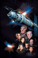 Babylon 5 movie poster (1994) picture MOV_897d24a5