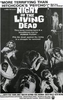 Night of the Living Dead movie poster (1968) picture MOV_897ee674