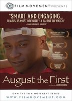 August the First movie poster (2007) picture MOV_89807dd2