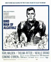 Birdman of Alcatraz movie poster (1962) picture MOV_89809e45
