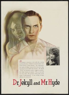 Dr. Jekyll and Mr. Hyde movie poster (1931) poster MOV_89843640