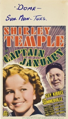 Captain January movie poster (1936) poster MOV_8988aa75