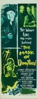 The Mask of Dimitrios movie poster (1944) picture MOV_8989029f