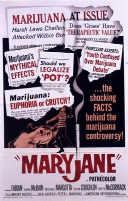 Maryjane movie poster (1968) poster MOV_898f205b