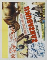Zanzabuku movie poster (1956) picture MOV_8994478d