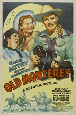 In Old Monterey movie poster (1939) poster MOV_8995464a