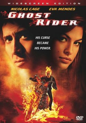 Ghost Rider movie poster (2007) poster MOV_8996df56