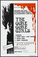 The Gore Gore Girls movie poster (1972) picture MOV_899d0035
