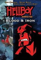 Hellboy Animated: Blood and Iron movie poster (2007) picture MOV_899ef304