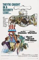 Don't Drink the Water movie poster (1969) picture MOV_89a71d74