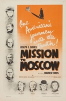 Mission to Moscow movie poster (1943) picture MOV_89a96f2b