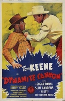 Dynamite Canyon movie poster (1941) picture MOV_89afca86
