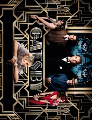 The Great Gatsby movie poster (2012) poster MOV_89b2aef2