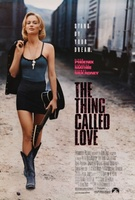 The Thing Called Love movie poster (1993) picture MOV_89b824ea