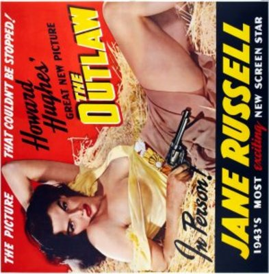 The Outlaw movie poster (1943) poster MOV_89bc9b2a