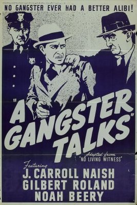 No Living Witness movie poster (1932) poster MOV_89c3eaa2