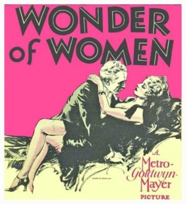 Wonder of Women movie poster (1929) poster MOV_89c4f888
