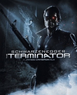The Terminator movie poster (1984) poster MOV_89c7ccb6
