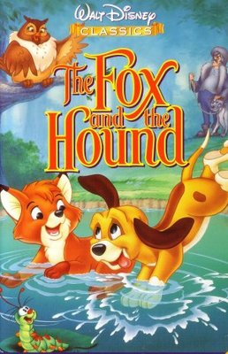 The Fox and the Hound movie poster (1981) poster MOV_89c8087d